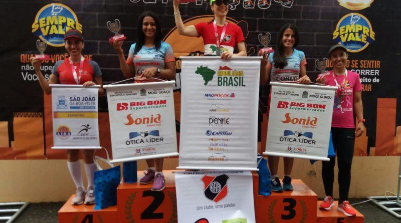 Atletas de Aguaí participam de Corrida SuperAção em Vargem Grande do Sul
