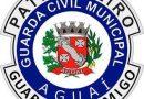 Guarda Civil Municipal prende indivíduos com droga