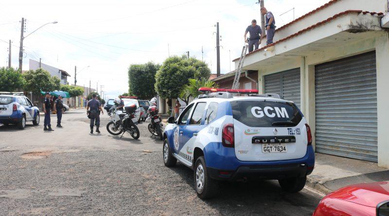 Polícia Militar com apoio da GCM apreende drogas