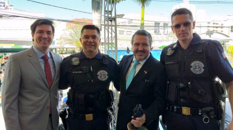 Guarda Civil Municipal de Aguaí participa de evento em Campinas