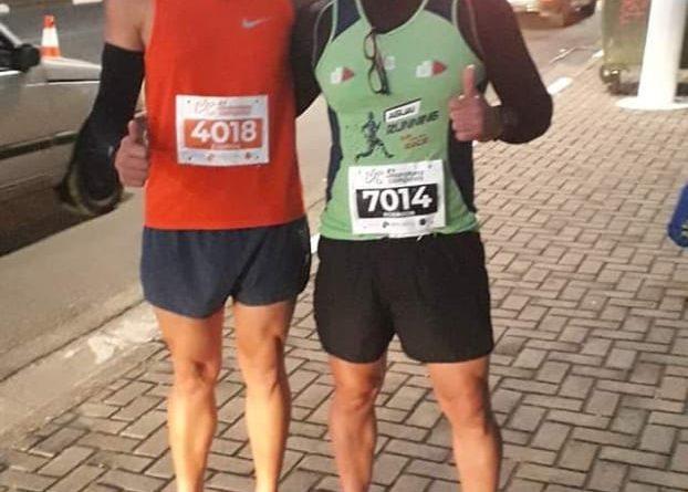 Atletas de Aguaí disputam 5º Maratona de Campinas