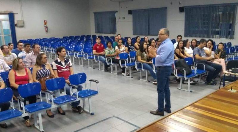 Prefeitura realiza treinamento do Programa Comércio Solidário