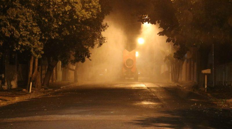 Prefeitura e produtores rurais realizam semana de desinfecção em Aguaí