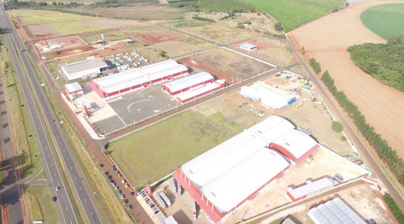 Distrito Industrial II está com infraestrutura completa